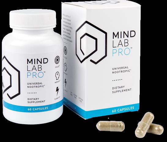 My favorite nootropic supplement - Mind Lab Pro