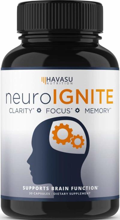 Havasu NeuroIgnite nootropic stack