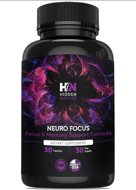 Neuro Focus nootropic stack