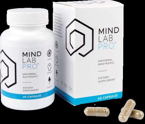 Mind Lab Pro nootropic stack