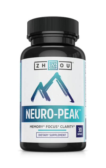 Neuro-Peak nootropic stack