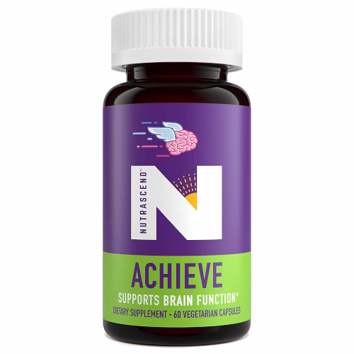Nutrascend Achieve nootropic stack