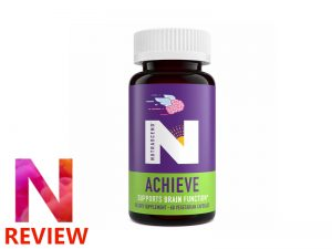 Nutrascend Achieve review