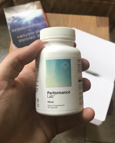 Performance Lab Mind best value nootropic