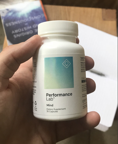 Performance Lab Mind nootropic