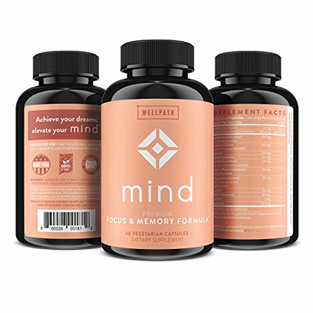 WellPath Mind nootropic
